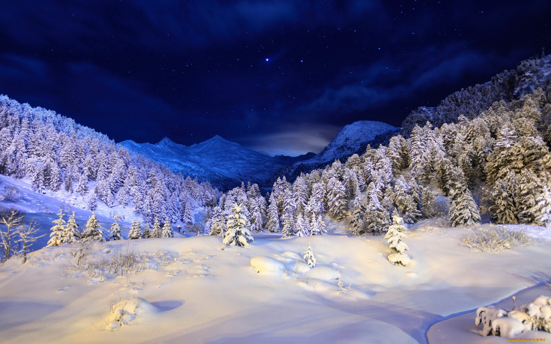 снежные пейзажи фото наш магазин обязывает